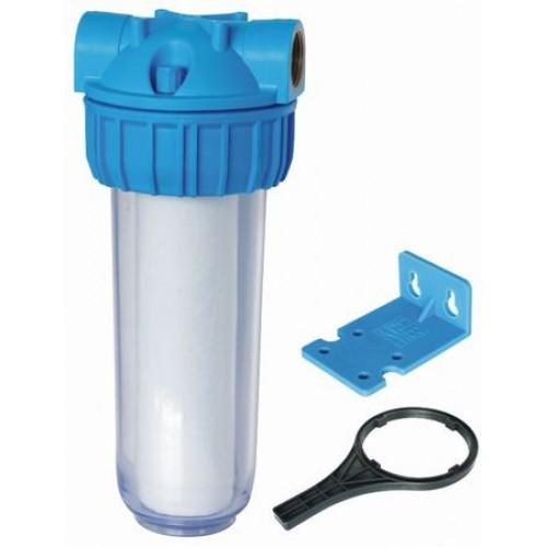 Фильтр для очистки воды Ita filter Ita-21-3/4 f20121-3/4 стационарный фильтр для воды ita filter онега умягчающий 5 ст