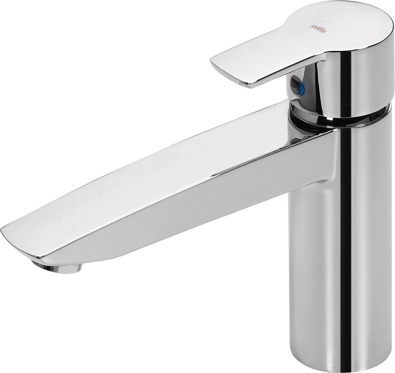 Смеситель для раковины Oras Cubista 2805f термостат для ванны oras cubista 2875u