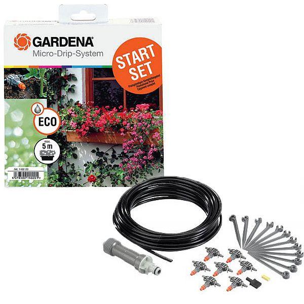 Набор для цветочных ящиков Gardena 1402 (01402-20.000.00)
