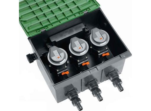 Корпус для клапана полива GARDENA V3 (01255-29.000.00)