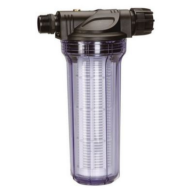 Фильтр предварительной очистки воды Gardena 1730 (01730-20.000.00) фильтр предварительной очистки gardena 1731 01731 20 000 00