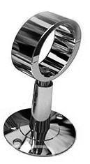 Крепёж ДВИН для полотенцесушителя, разъёмный, с кольцом, 1 стационарный разъёмный корпус sn207 35