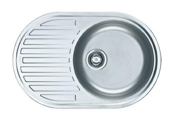 Мойка кухонная из нержавеющей стали Franke Pmn 611 мойка кухонная franke maris mrg 610 58 сахара 114 0060 679