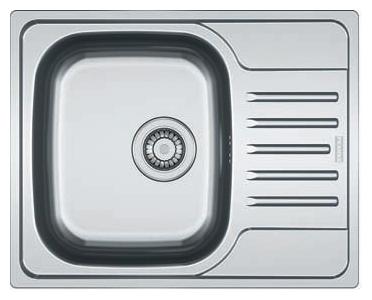 Мойка кухонная врезная Franke Pxn 611-60 franke polar pxn 612 e сталь 101 0193 000