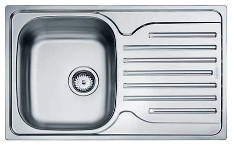 Мойка кухонная из нержавеющей стали Franke Pxn 611-78 мойка кухонная franke maris mrg 610 58 сахара 114 0060 679
