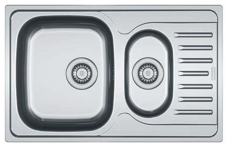 Мойка кухонная врезная Franke Pxl 651-78 114 0175 358 мойка кухонная rog 610 41 сахара ronda franke