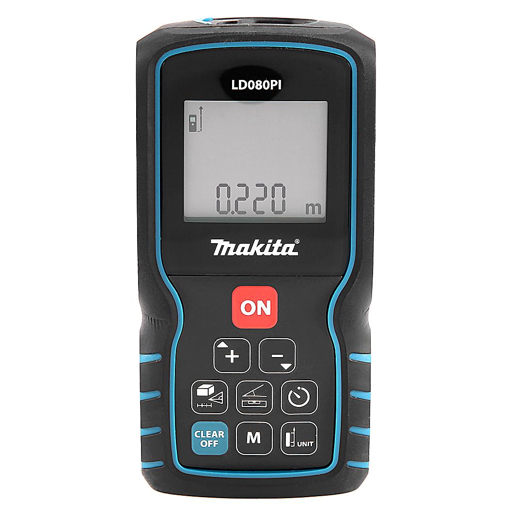 Дальномер лазерный Makita Ld080pi лазерный уровень makita sk102z