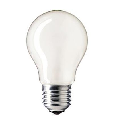 все цены на Лампа накаливания Philips A55  75w e27 fr онлайн