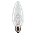 Лампа накаливания PHILIPS B35  40W E27 CL