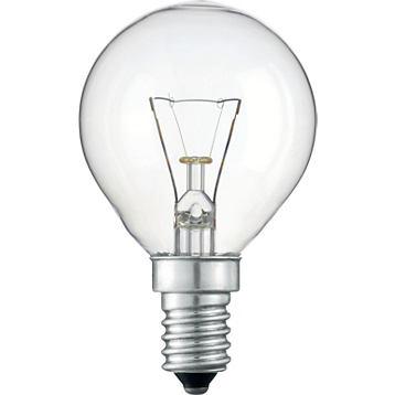 Лампа накаливания Philips P45  25w e14 cl лампа накаливания philips p45 60w e14 cl