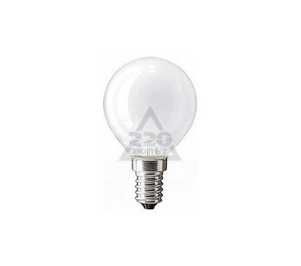 Лампа накаливания PHILIPS P45  60W E14 FR