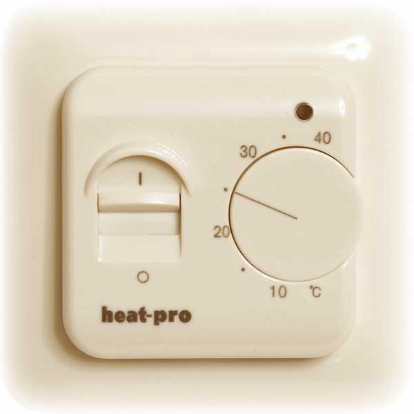 Терморегулятор Heat-pro RtС-70 бежевый