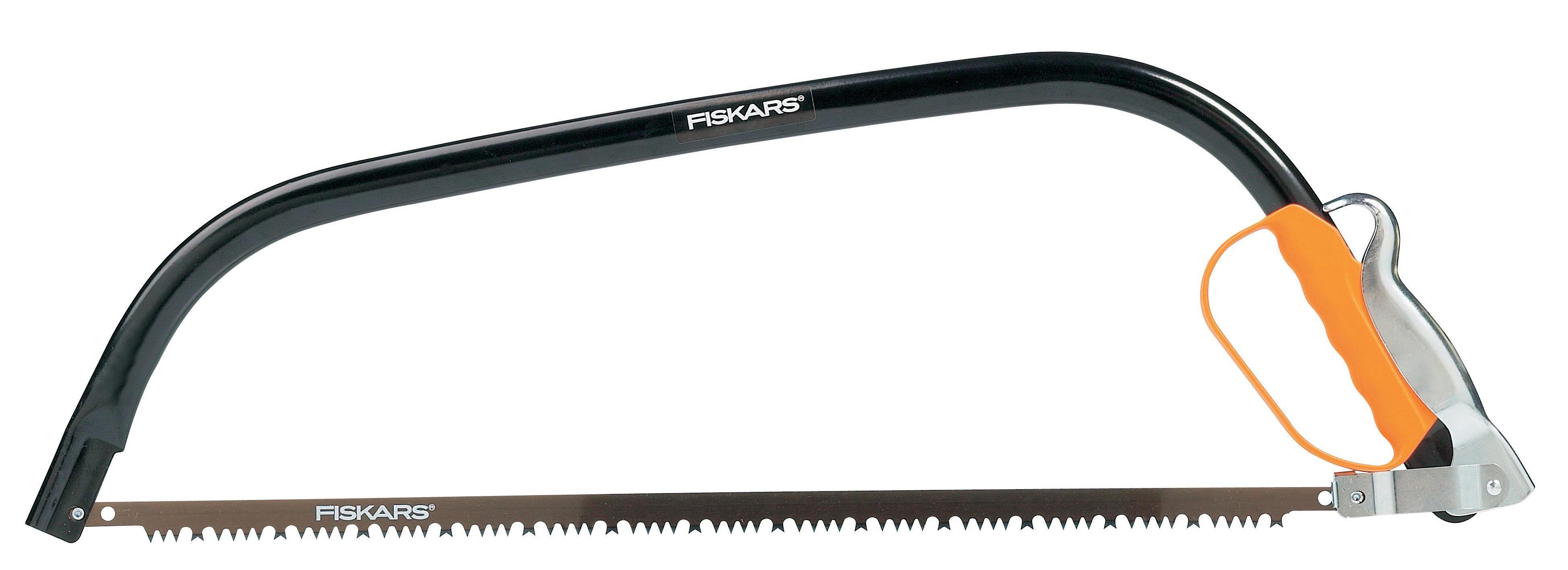 Пила лучковая Fiskars 124810 24'' лучковая эврика брелок металлический лучковая пила 816295