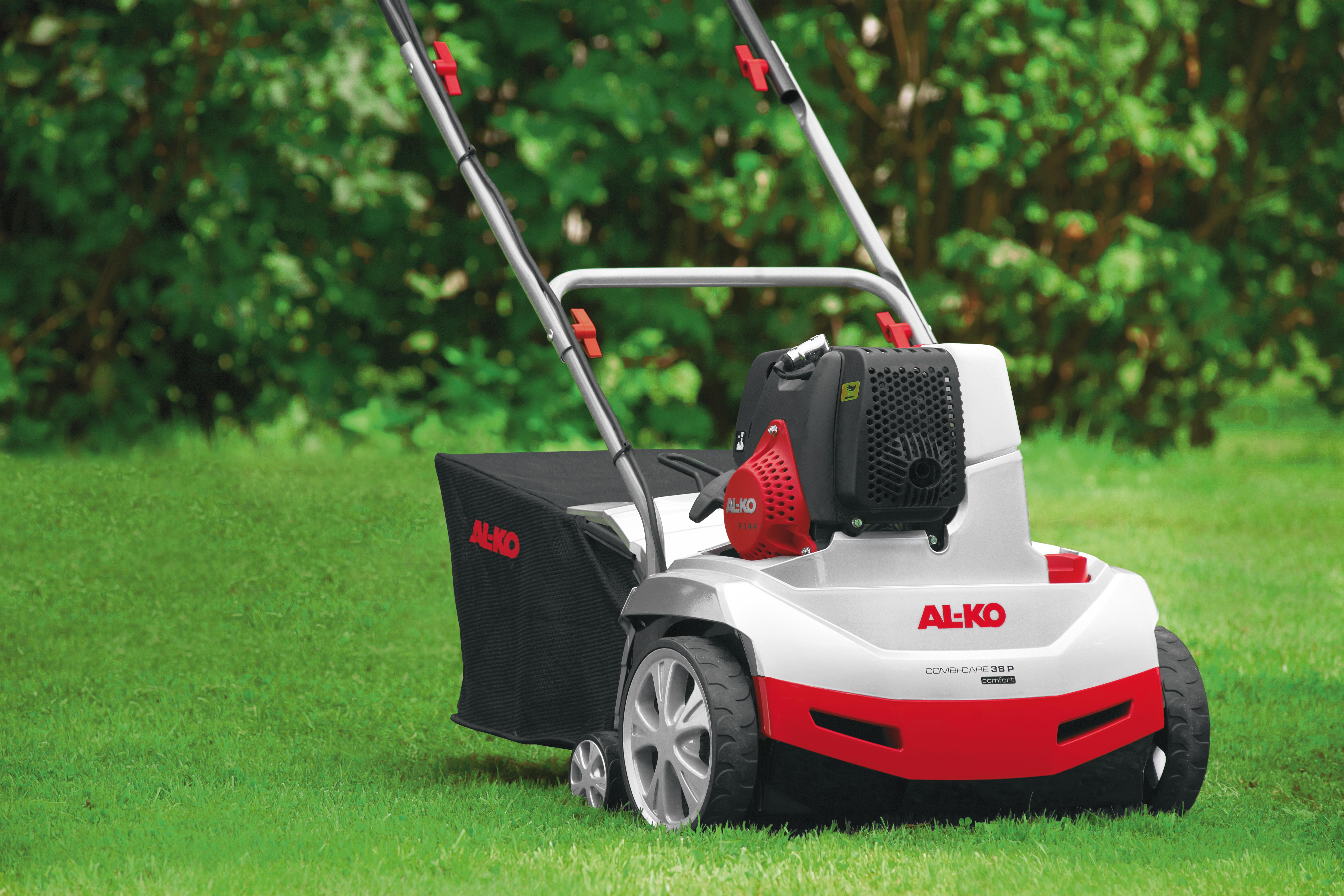 Бензиновый скарификатор Al-ko Comfort 38 p combi care от 220 Вольт