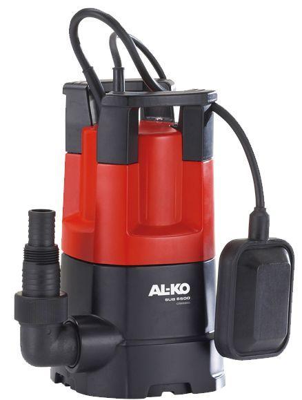 Дренажный насос Al-ko Sub 6500 classic  погружной насос для чистой воды al ko sub 6500 classic
