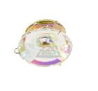 Светильник встраиваемый АКЦЕНТ Crystal 295 золото