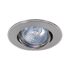 Светильник встраиваемый АКЦЕНТ 103gq матовый никель/хром edeny e1505a никель матовый
