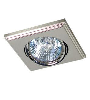 Светильник встраиваемый АКЦЕНТ 16175gq лесенка матовый никель/хром edeny e1505a никель матовый