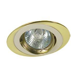 Светильник встраиваемый АКЦЕНТ Wl-110 жемчужное серебро/золото светильник встраиваемый акцент 16001ba жемчужное золото золото
