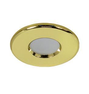Фото 1/2 Wl-670 золото, Светильник встраиваемый