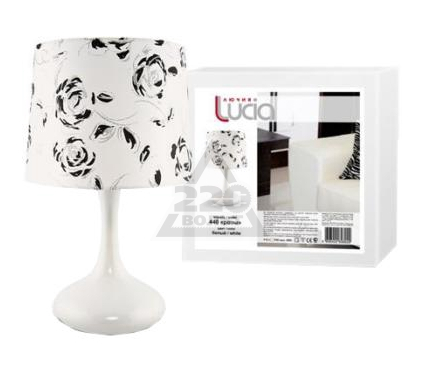 Лампа настольная ЛЮЧИЯ 440 Розы
