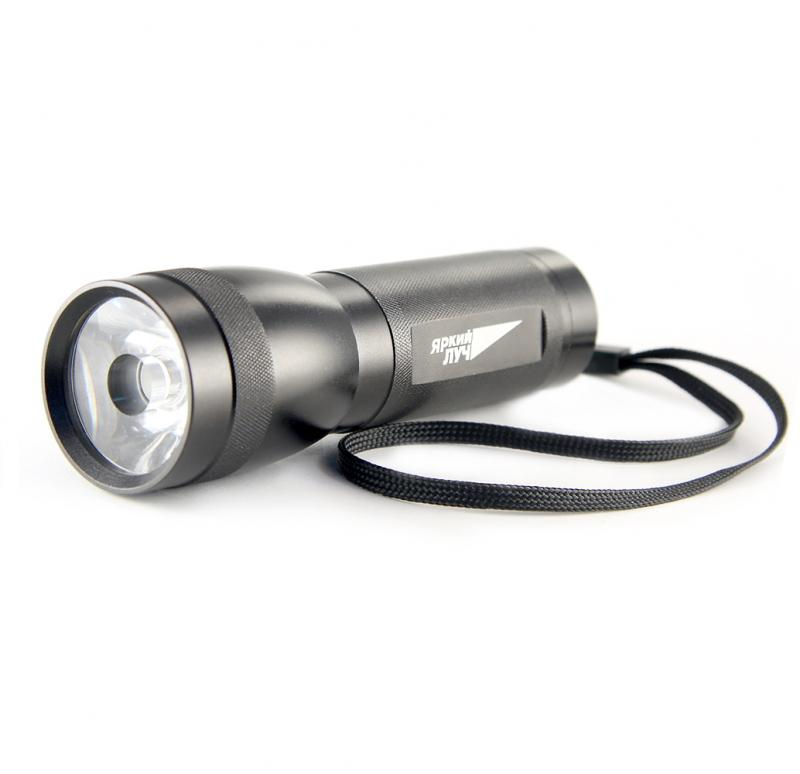 Фонарь ЯРКИЙ ЛУЧ Lux-1w lens фонарь налобный яркий луч lh 030 черный