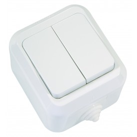 Выключатель Makel Nemliyer 18301 выключатель одноклавишный legrandquteo о у влагозащищенный ip 44 белый