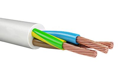 Провод, кабель АРЗАМАССКИЙ КАБЕЛЬНЫЙ ЗАВОД ПВС 3x1.5мм2