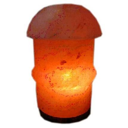 Лампа солевая Zenet Гриб фигурный лампа солевая zenet скала 700