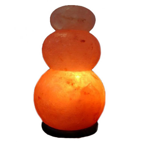 Лампа солевая Zenet Волна двойная солевая лампа zenet скала 7 10 кг