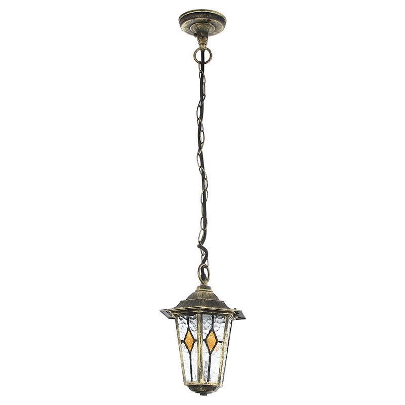 Светильник уличный подвесной Duewi 24164 5 geneva