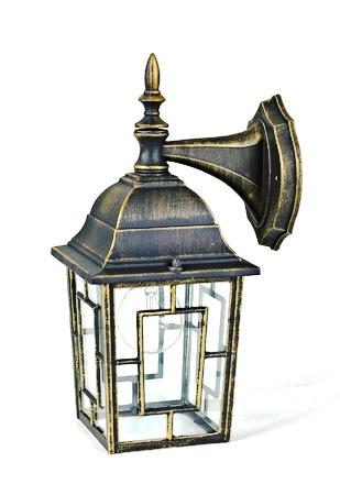 Светильник уличный настенный Duwi Park family 24125 6 светильник у��ичный duwi sheffield цвет черный 970 мм 25716 5