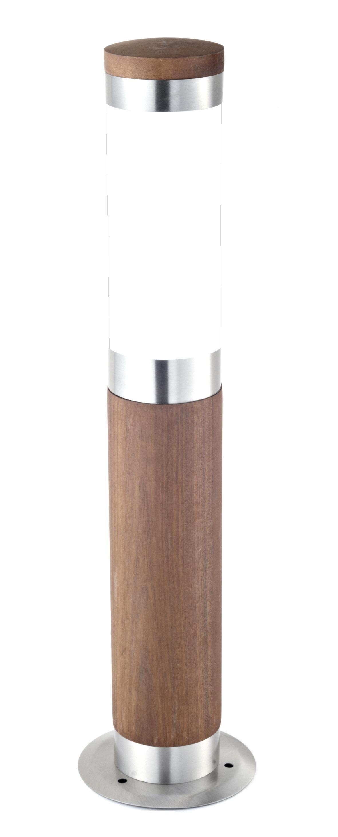 Купить со скидкой Светильник уличный Duewi Stelo wood 50 см
