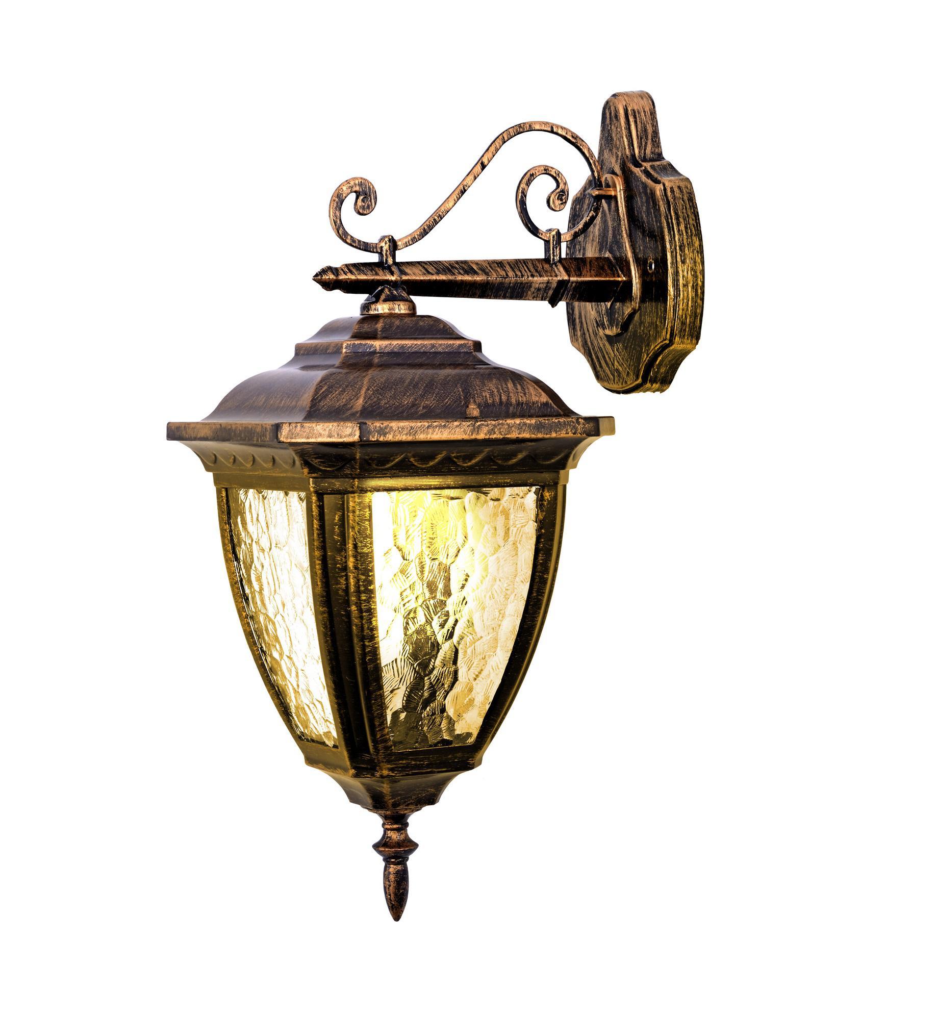 Светильник настенный уличный Duwi Marseille