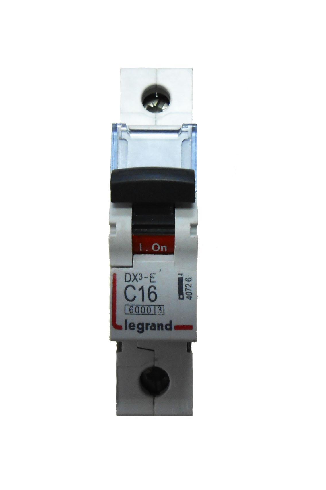 Автомат Legrand Dx3-eleg 407263 выключатель дифференциального тока legrand dx3 1п н c16а 30ma ac 411002