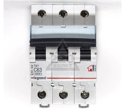Автомат LEGRAND TX3 Leg 404062
