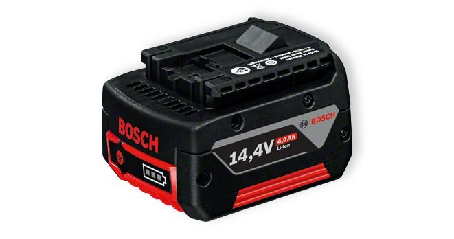 Аккумулятор Bosch 14.4В 4.0Ач liion (1.600.z00.033) аккумулятор bosch 36в 2 6ач liion 2 607 336 173 36 0в 2 6ач liion для эл инстр