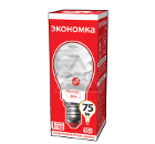 Лампа энергосберегающая ЭКОНОМКА 208231