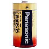 Батарейка Panasonic Lr20 (d)   alkaline 2шт батарейка d minamoto 1 5v r20 sr2 2 штуки