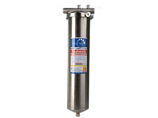 Фильтр магистральный для воды ГЕЙЗЕР Тайфун 20bb картридж для фильтра гейзер mmb 20bb