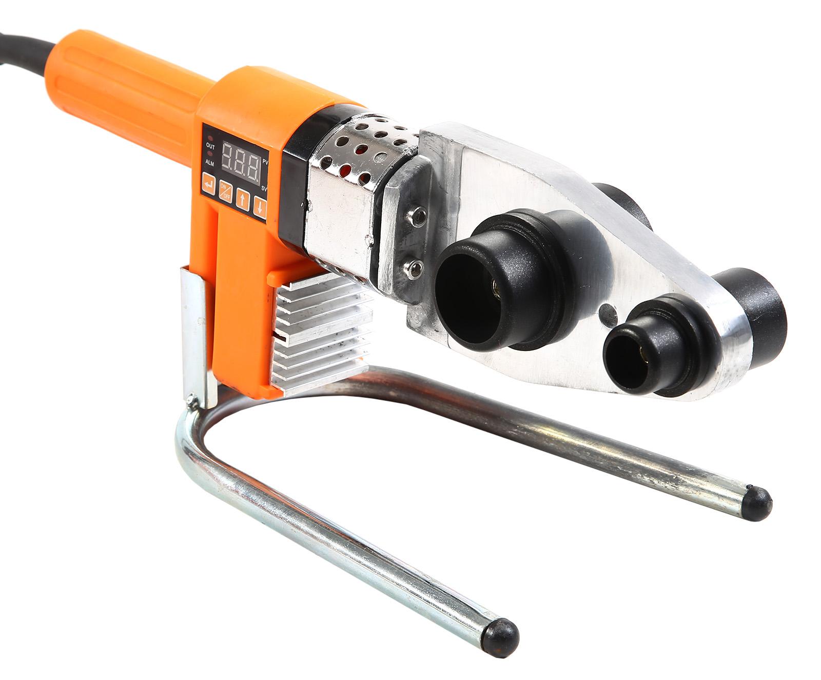 Купить со скидкой Аппарат для сварки пластиковых труб Aqua-s 20-63 АПТ-63