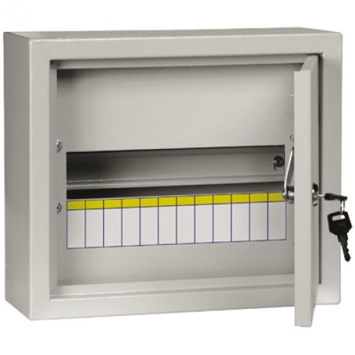 Щит электрический навесной Iek ЩРН-12з-1 36 цена