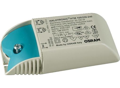 Электронный трансформатор OSRAM HTM 105