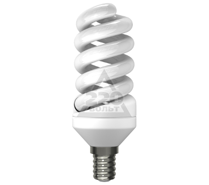 Лампа энергосберегающая ECON FSP 20 Вт E14  2700K A60