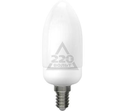 Лампа энергосберегающая ECON CN 11 Вт E14  4200K B35