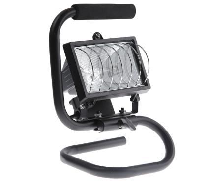 Галогенный прожектор IEK ИО -150П