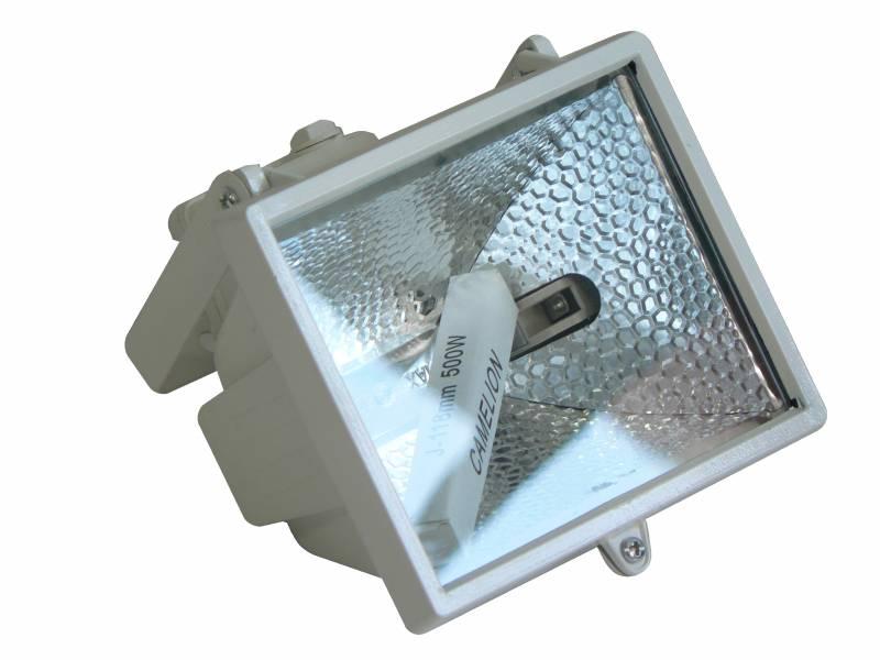 Галогенный прожектор Iek ИО -500w