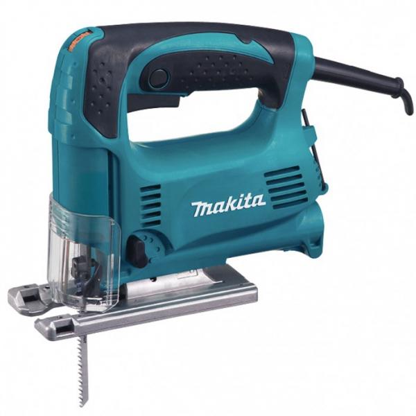 Лобзик Makita 4329k(x1) электролобзик 4329k 450 вт 18 мм makita макита
