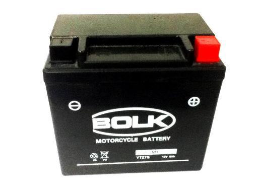 Аккумулятор BOLK YTX9-BS