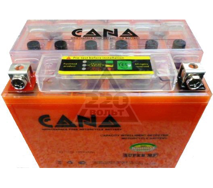 Аккумулятор CANA 12N4-3B